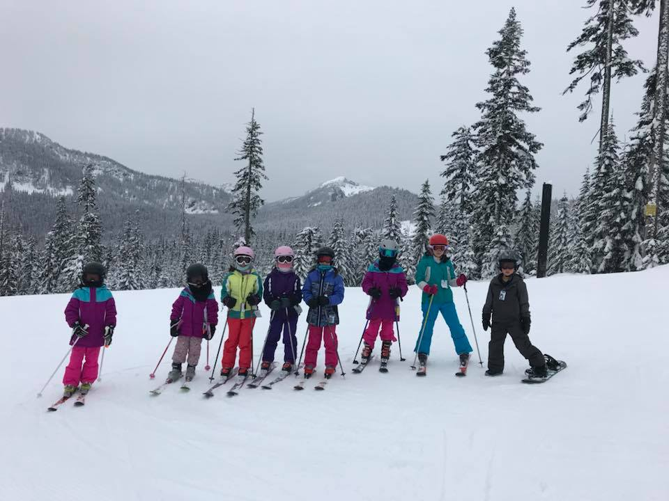 Midwinter Break Ski Camp